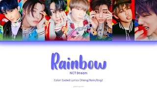 NCT Dream - Rainbow (책갈피) | Han/Rom/Eng Color Coded Lyrics