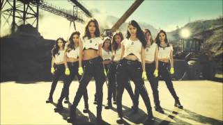 Girls Generation - Catch Me If You Can (Japanese First)