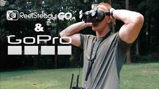 Using Reelsteadygo with GoPro Hero 8 | Take Your FPV Filmmaking to the Next Level