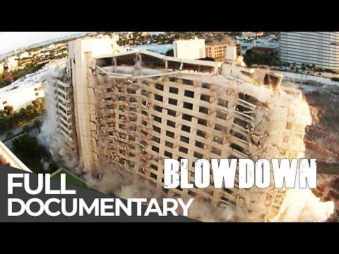 Miami Resort | Building Demolition | BlowDown | S01 E03| Free Documentary