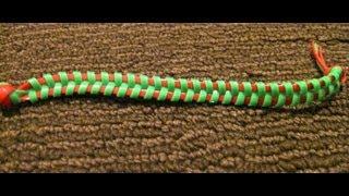 Zipper Stitch