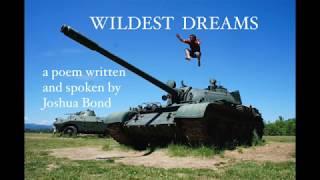 Wildest Dreams (a villanelle) {re-posted}