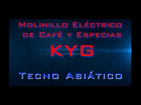 Molinillo Eléctrico de Café y Especias KYG