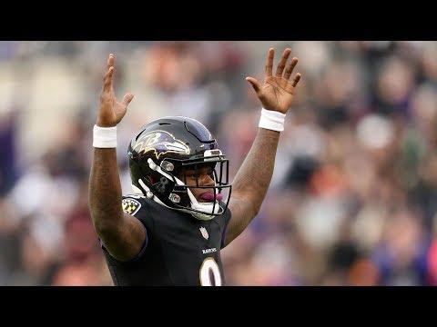 RSR: Ravens Behind Lamar Jackson