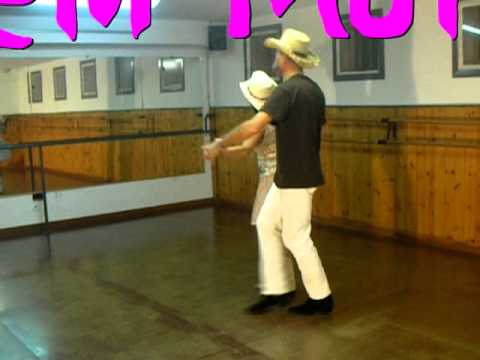 billy line dance