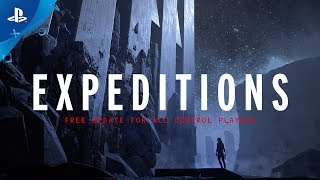 Control - Expeditions Trailer | PS4