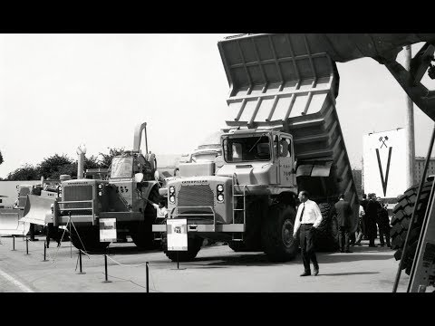 Caterpillar History in Eurasia and Russia | Celebrating 45 Years
