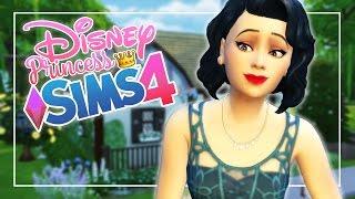 SNOW WHITES LOVER?! | Ep. 1 | The Sims 4: Disney Princess Challenge