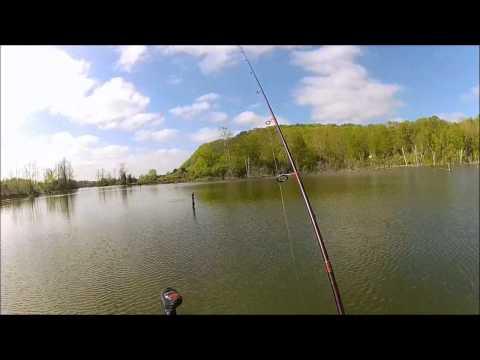 Bass Fishing Giving Pond 5/5/2013