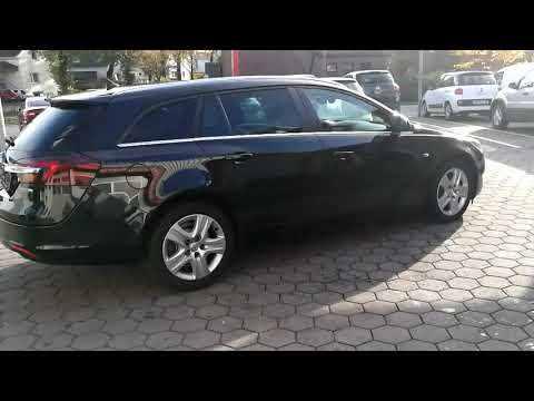 Video Opel Insignia Sports Tourer Business Edition.Garantie