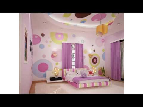 Zimmer für Mädchen Malerei Ideen