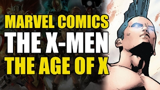 How Powerful Is Legion? (X-Men: The Age Of X)