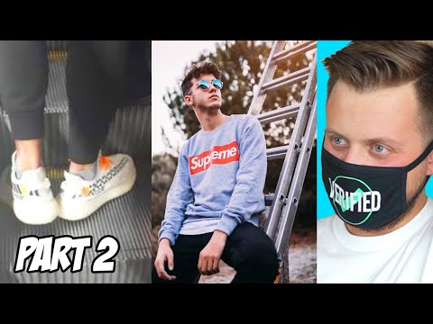 2d96e3388929a Yeezy Busta - This Youtuber Can  39 t Stop Flexing Fake Stuff  EXPOSED