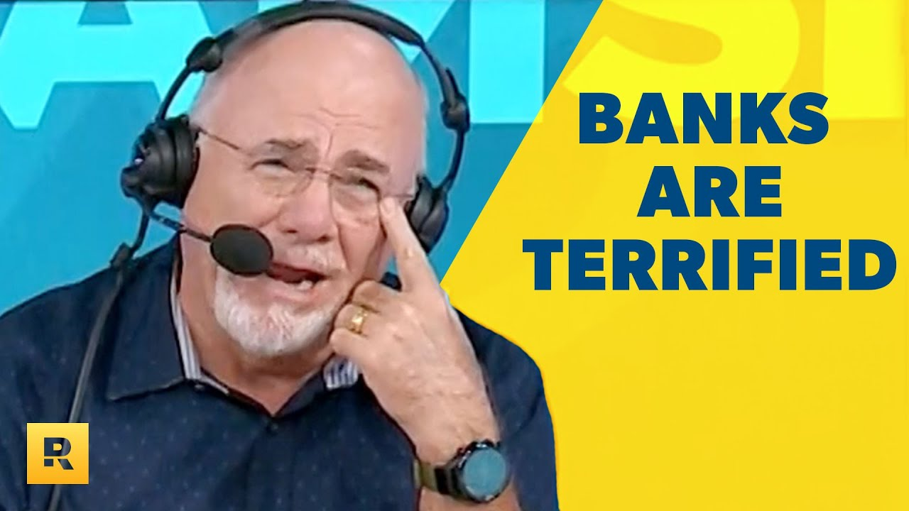 Why Banks and Charge Card Lovers Are TERRIFIED! - Dave Ramsey Tirade thumbnail