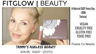 FITGLOW BEAUTY | Everyday Eye Look | Mature Eyes #freezecobeauty