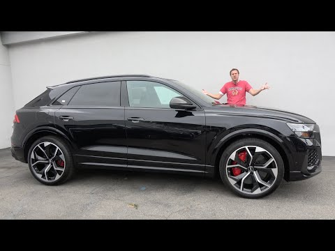 External Review Video Zg_bLK5XChA for Audi Q8, SQ8, RS Q8 Crossover SUV