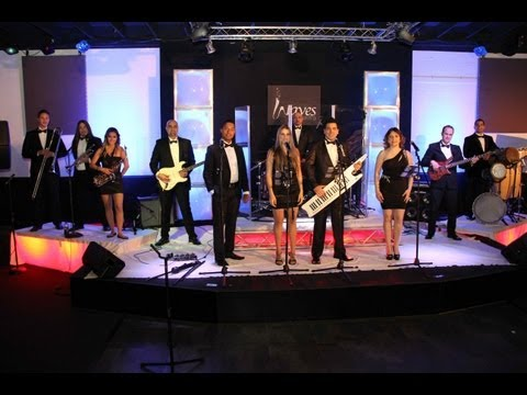 Waves Orchestra International / Persian / Top40 Band By Samir (Live Performance Medley)
