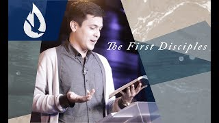 God's Anointed: The First Disciples