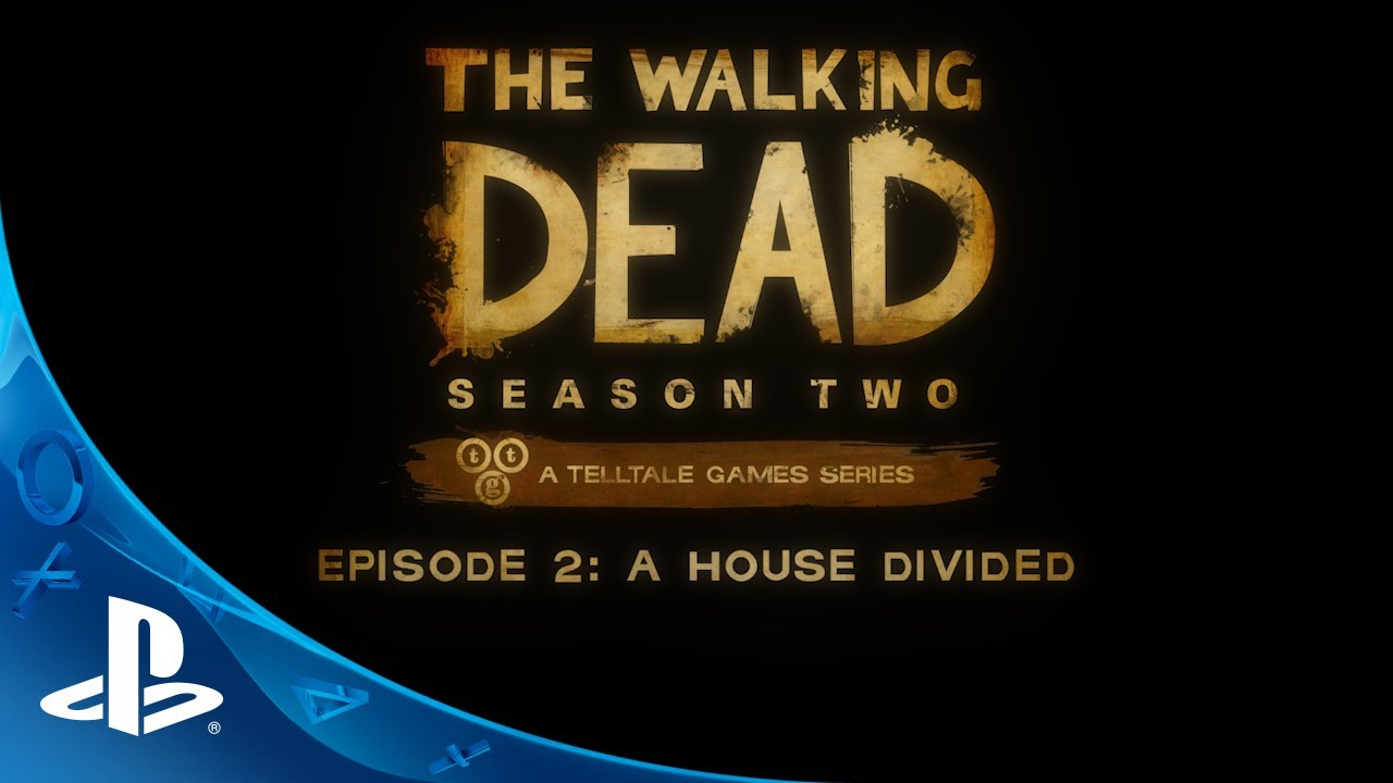 The Walking Dead S2E2 Hits PS3 Tuesday, Watch the New Trailer