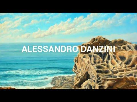 La pittura di Alessandro Danzini