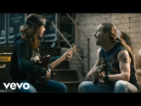 Scorpions - We Built This House (Official Music Video)