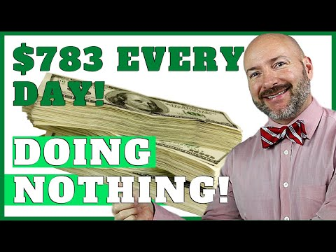 5 Best Passive Income Ideas 2021 [How I Make $783 a Day!]