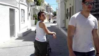 Από το ΤΕΙ Μάρκετινγκ Ιεράπετρας (από poniroskylo, 28/07/09)