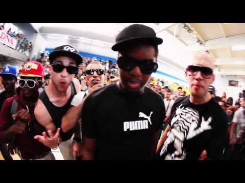 Junior feat. Mess Bass - Roulez