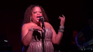 Get The Party Started - Natalie Douglas sings Tributes: BASSEY at Birdland June 2018