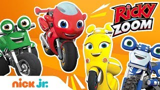 Ricky Zoom FULL EPISODE! 😃 Meet Ricky In 'Ricky Wobbles'! | Nick Jr.