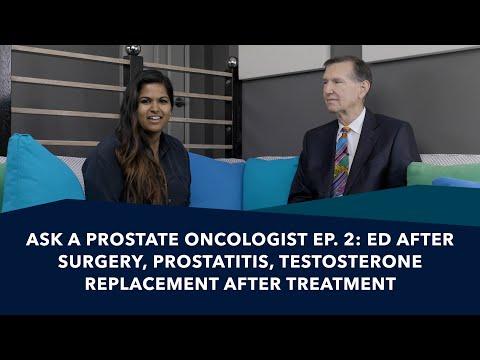 Benigne prostatahyperplasie symptome