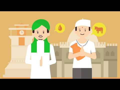 Video Kuliner Khas Kudus - Motion Graphic