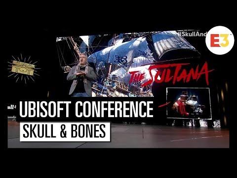 #7 Skull & Bones – Ubisoft E3 2018 Conference