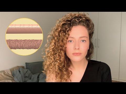 Пористые ПУШИСТЫЕ волосы / Как ухаживать за поврежденными волосами ?