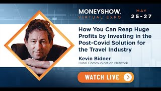 How You Can Reap Huge Profits by Investing in the Post-Covid Solution for the Travel Industry