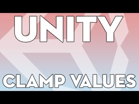 Unity Tutorials - B26 - Mathf.Clamp to restrict - Unity3DStudent.comse Events - Unity3DStudent.com