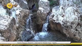 preview picture of video 'Uçansu Kanyonu Geçişimiz - Doğa Sahası Akdoğan Köyü - Isparta'