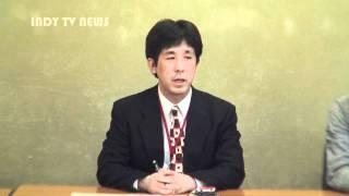 INDY-TVNEWS「震災ホットライン」-厚生労働省記者クラブ会見