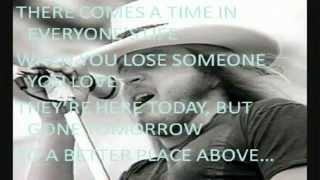 Jimmie Van Zant - Ronnie's Song