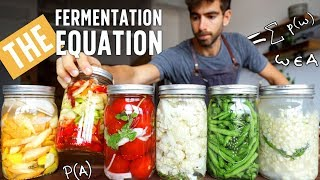 The Complete Guide To Fermenting Every Single Vegetable