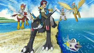 Digimon 02   Wir Drehen Auf !!