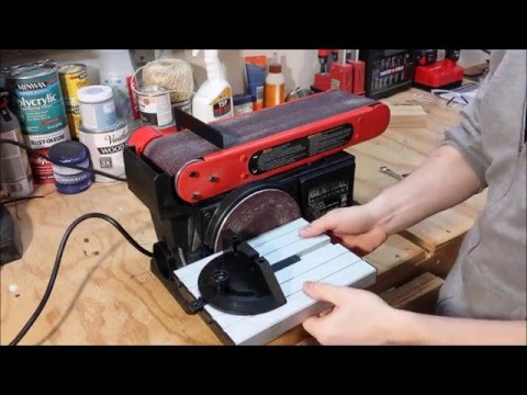 General International Belt/Disc Sander Review