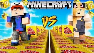 SZALONY WYŚCIG! - VITO TEAM LUCKY BLOCKI MINECRAFT! (Lucky Block Race) | Vito vs Bella