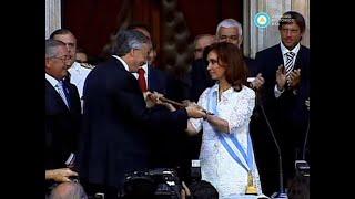 Asunción De Cristina Fernández De Kirchner Jura Y Primer Discurso Como Presidenta 2007 Parte II