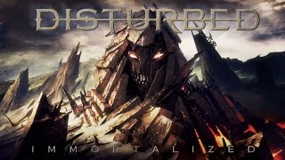 """Disturbed - """"Who Taught You How To Hate"""" [WITH ON SCREEN LYRICS & IN DESCRIPTION]"""