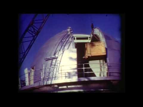 Telescope Arrival