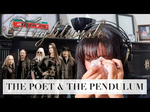 FIXED THE SOUND!!! THE POET AND THE PENDULUM | FIRST TIME REACTION | NIGHTWISH