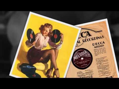 Polish 78rpm recordings, ~1955. Melodia 173. Trzeba za czemś tęsknić - Kujawiaka mi zagrajcie