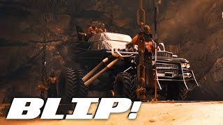 The Apocalyptic Cars Of 'Mad Max: Fury Road' | BLIP!