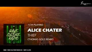 Alice Chater – Thief (Thomas Gold Remix)